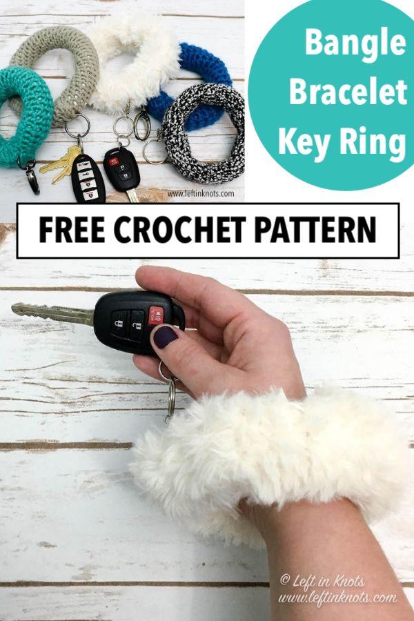 187 Best crochet keychains free patterns images | Crochet, Crochet ... | 900x600