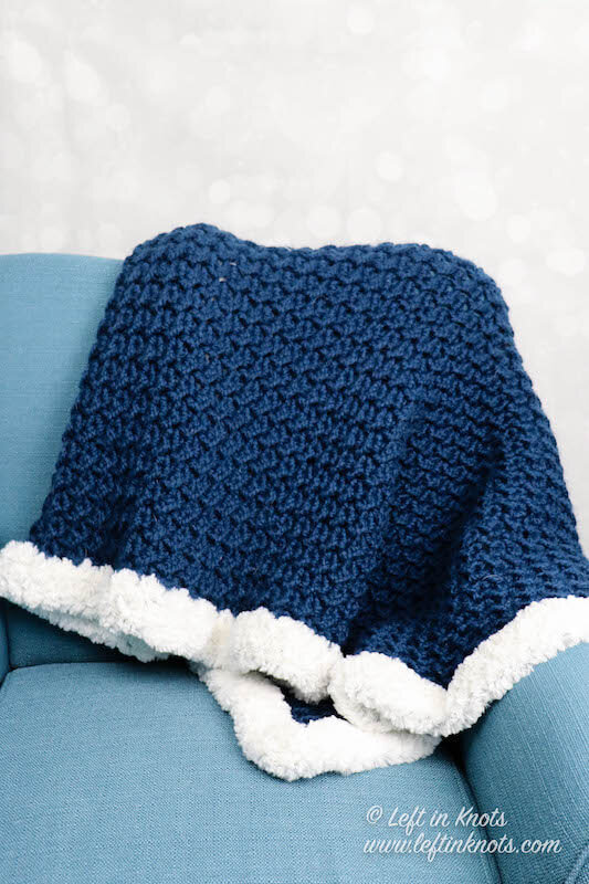 Crochet+Wool+Ease+Thick+and+Quick+Blanket+Pattern