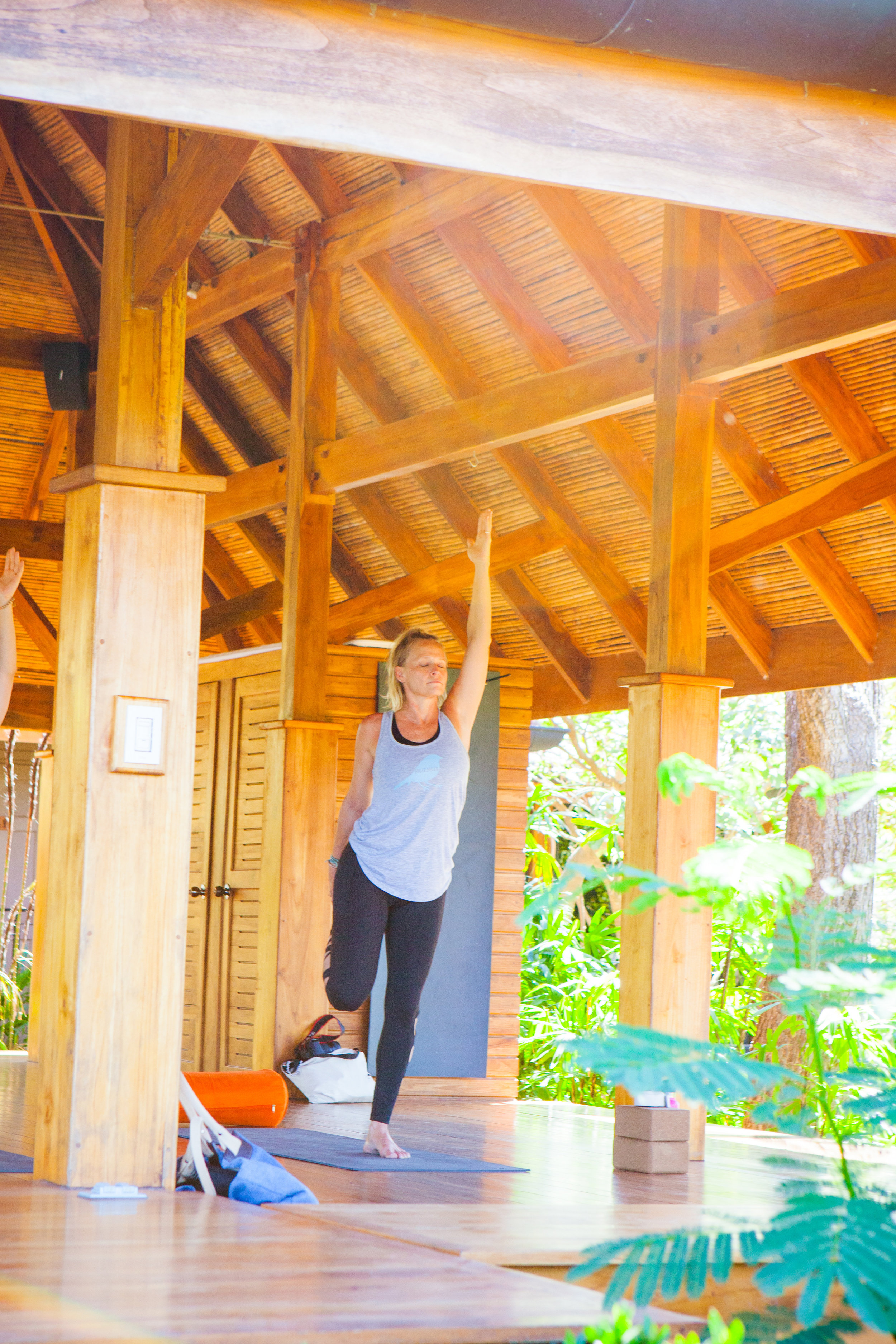 In February of 2018 I went to Costa Rica with 10 women I had never met before with RACHAEL!! To say that this experience changed my life is an understatement. My soul is absolutely on fire from this and I feel like I am finally living my life's purpose. The yoga was personal, the meditation was peaceful and the workshops were eye opening and life changing. I've met life long friends who will always be my cheerleaders. I plan to go again. And again. And again!! You should too!!!