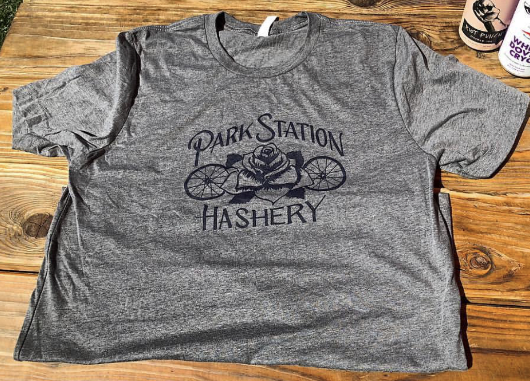 CLASSIC PARK STATION T-SHIRT - Get the signature PSH look here!Price: $20.00
