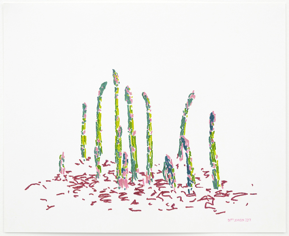 Untitled (Asparagus)