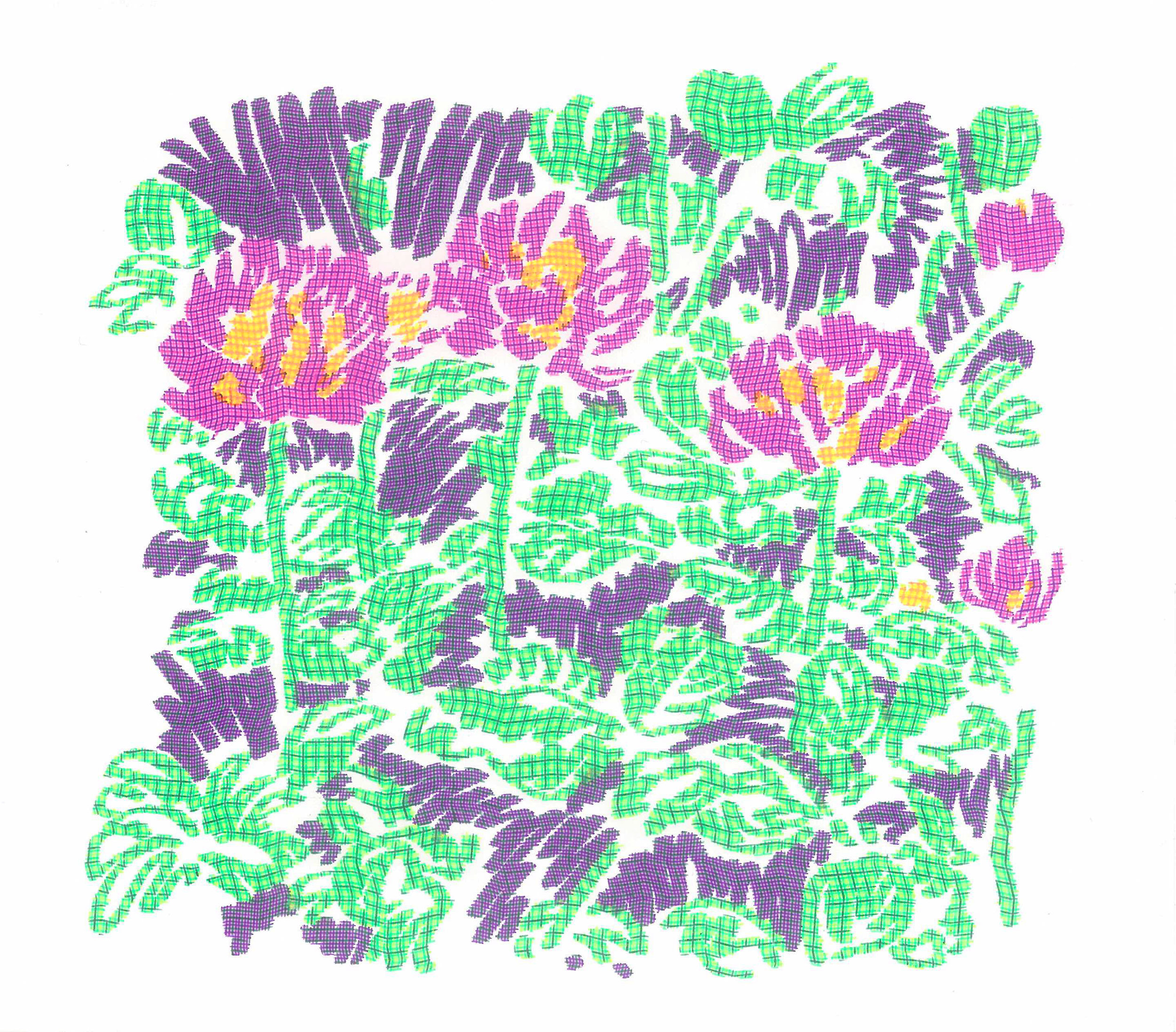 Untitled (Clovers)