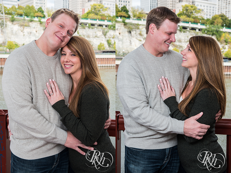 Whitney & Brent - Engagement MN Photography - RKH Images - 1a