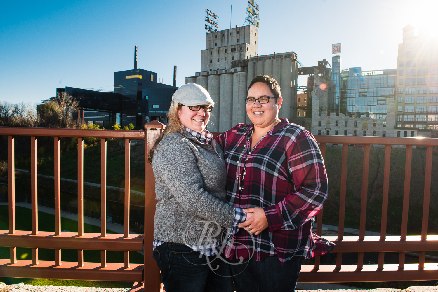 LGBT Minneapolis Engagement Photography - Beth & Clarissa - RKH Images-1