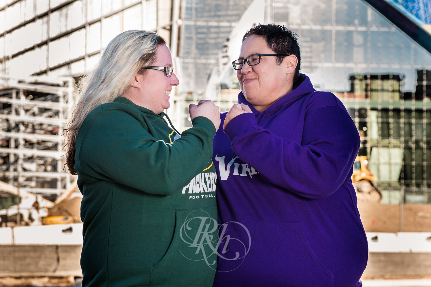 LGBT Minneapolis Engagement Photography - Beth & Clarissa - RKH Images-7