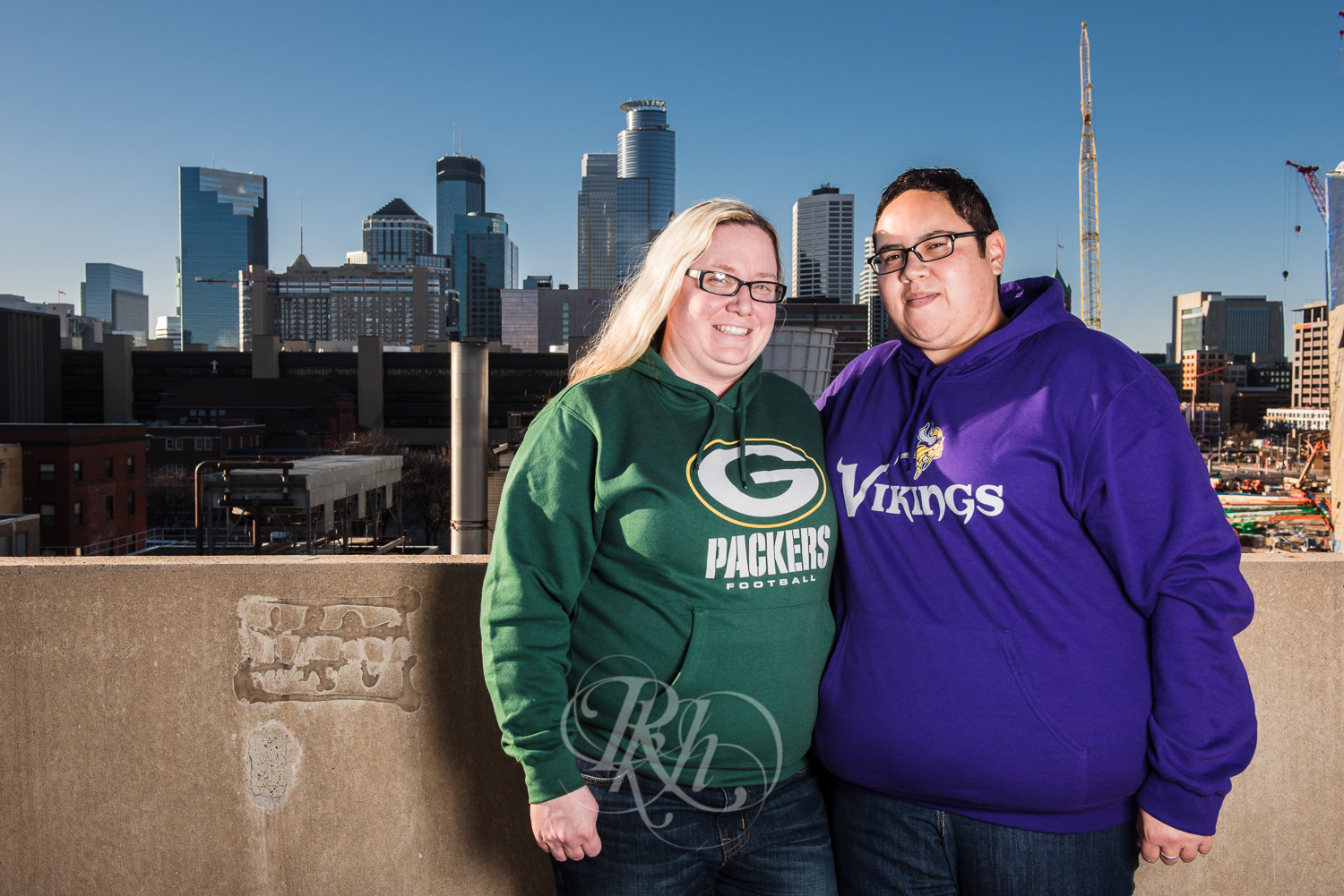 LGBT Minneapolis Engagement Photography - Beth & Clarissa - RKH Images-8