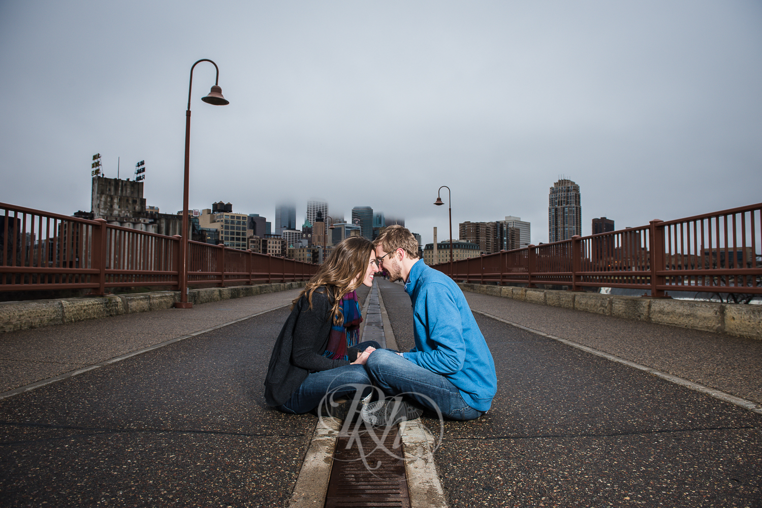 Minnesota Engagement Photography - Monica & Zach - RKH Images-5