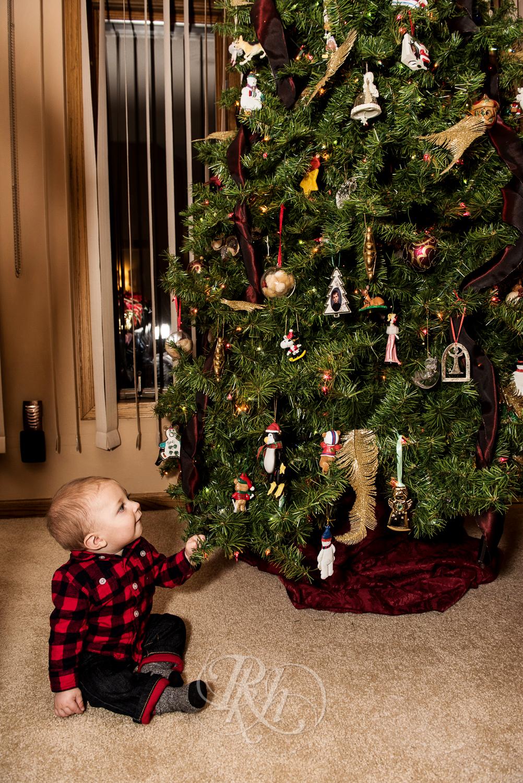 Minnesota Family Photography - Christine and Jake - RKH Images-2- Christmas Family Photography