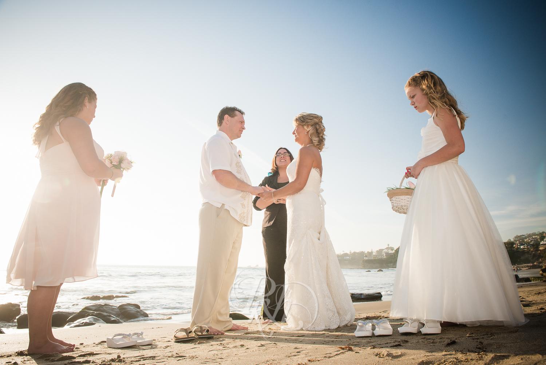 RKH Images - Tiffany & John - Los Angeles Wedding Photography - Ceremony-5