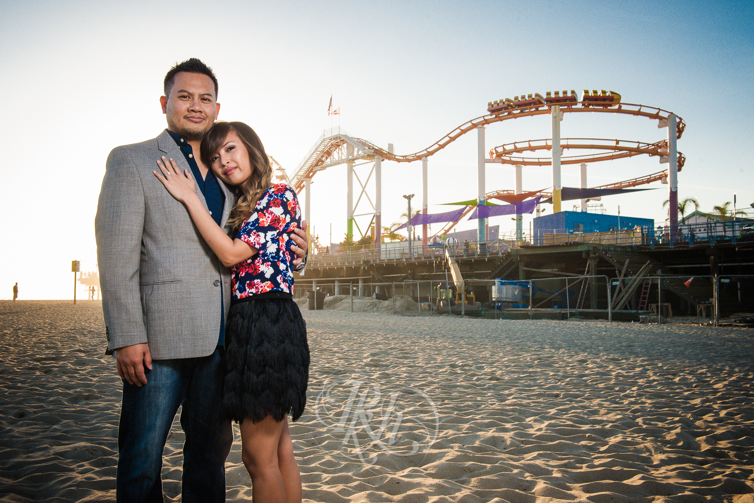 Thuy & Allen - RKH Images - Los Angeles Engagement Photography - Blog-3