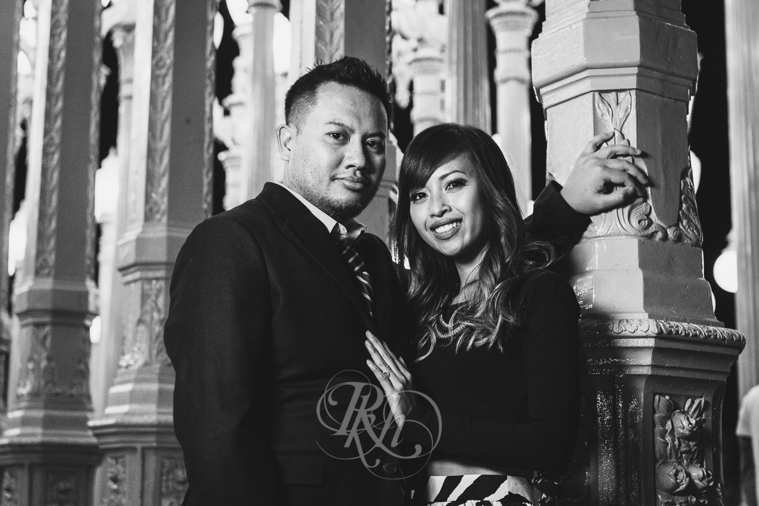 Thuy & Allen - RKH Images - Los Angeles Engagement Photography - Blog-7