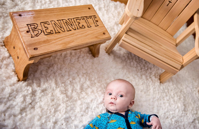 Bennett - Minnesota Baby Photography - RKH Images-11