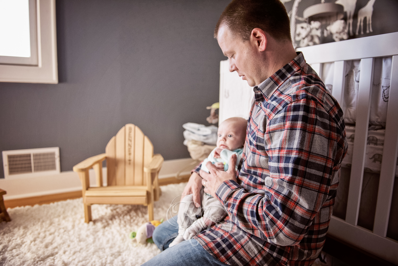 Bennett - Minnesota Baby Photography - RKH Images-6