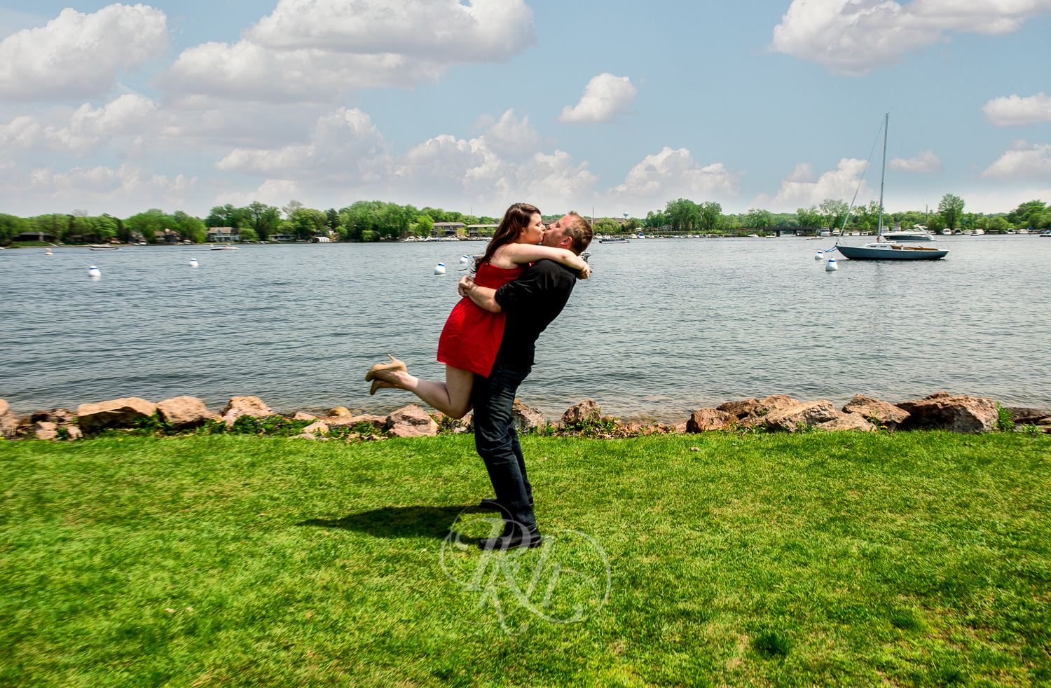 Sean & Jessica - Minnesota Engagement Photography - RKH Images-1.jpg