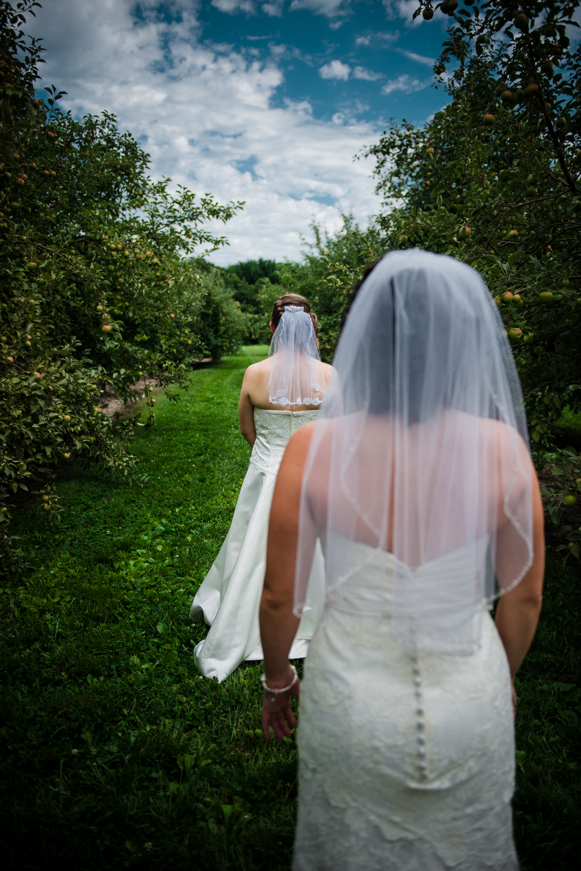 Minnesota LGBT Wedding Photography - Megan and Trista - RKH Images - First Look (17 of 60).jpg