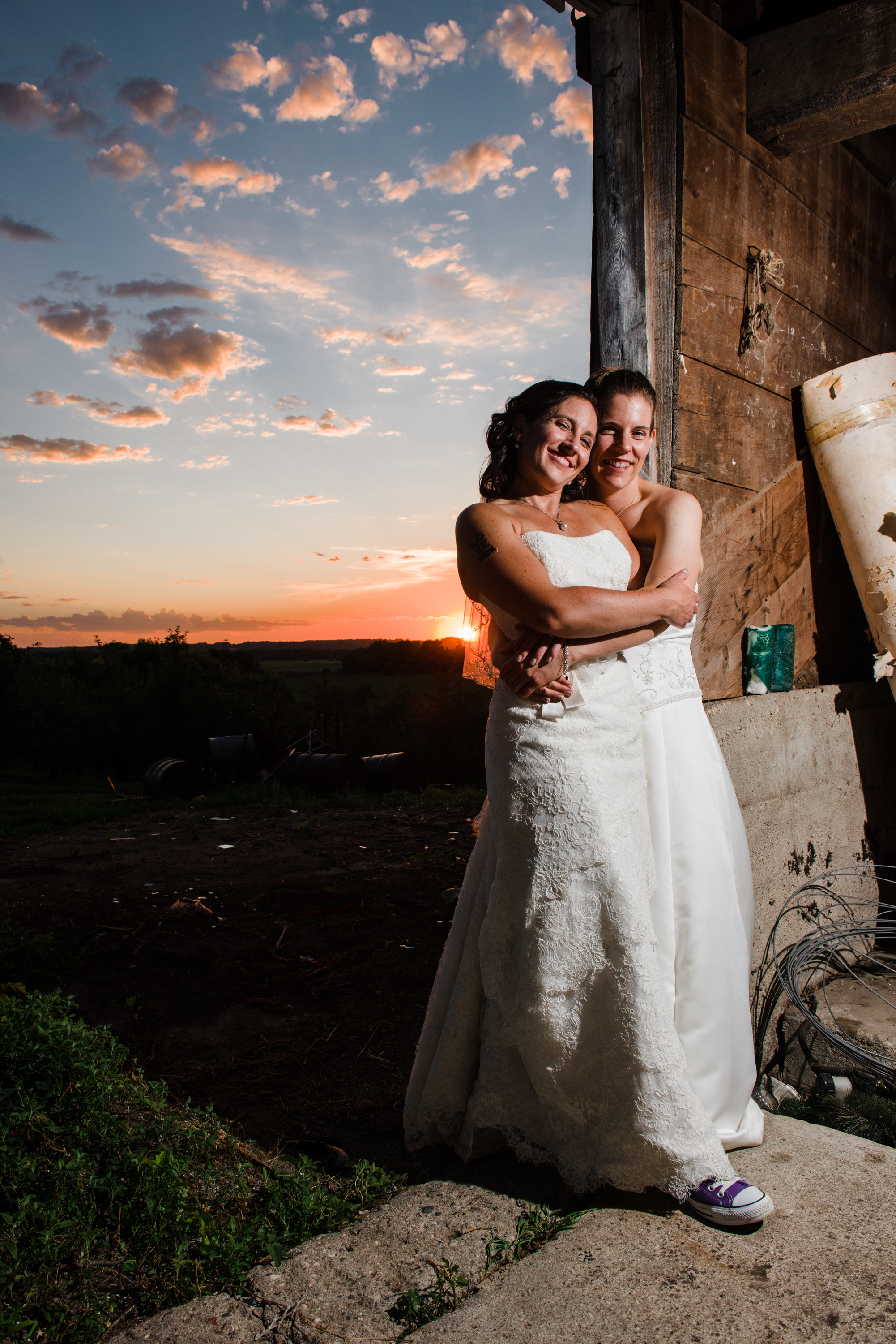 Minnesota LGBT Wedding Photography - Megan and Trista - RKH Images - Portraits (452 of 490).jpg