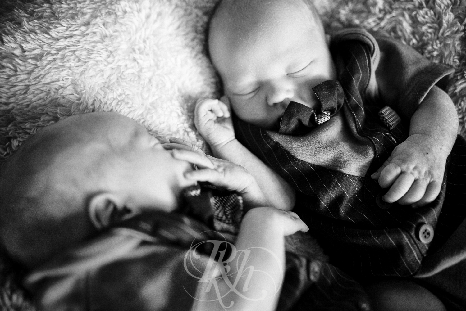 William & Theodore - Minnesota Newborn Photographer - RKH Images -1.jpg