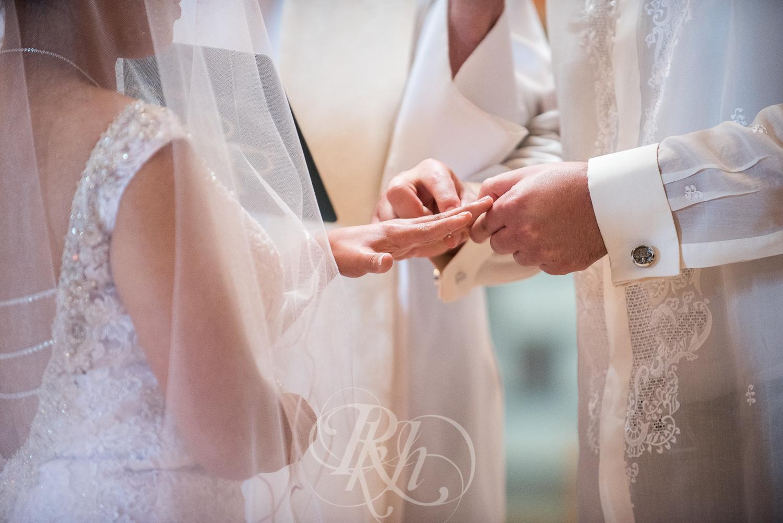 Norilyn & Luke - Minnesota Wedding Photographer - RKH Images - Ceremony-2.jpg
