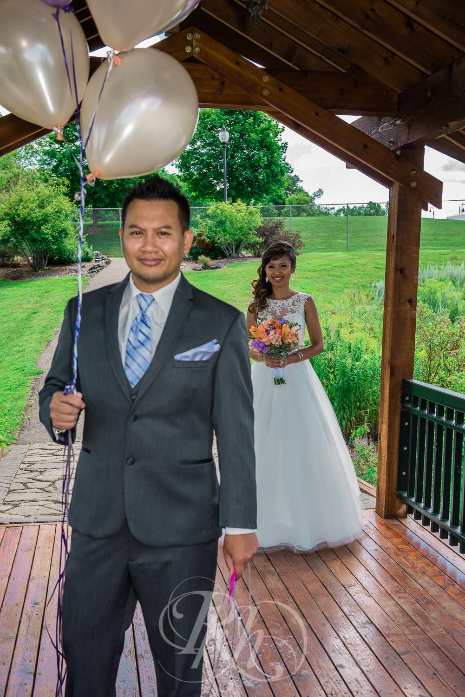 Thuy & Allen - MN Wedding Photography - Millenium Gardens -  RKH Images - Blog - First Look -2.jpg