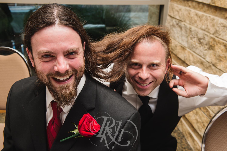 Jessie & Sean - Minnesota Wedding Photography - RKH Images - Reception -5.jpg