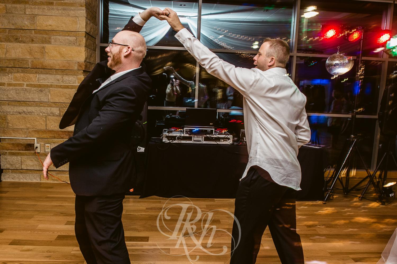 Jessie & Sean - Minnesota Wedding Photography - RKH Images - Reception -16.jpg