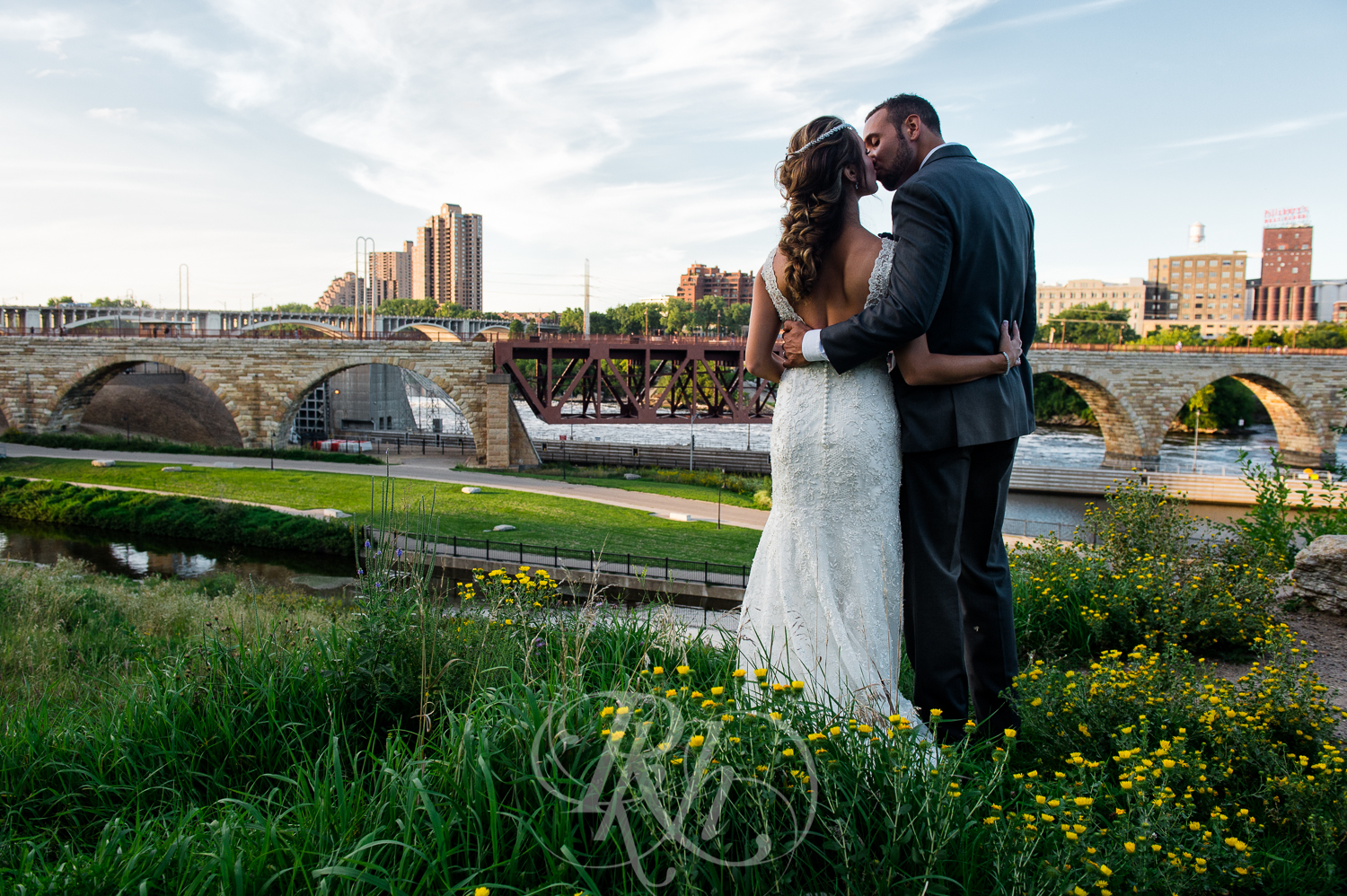 Brittany & Justin - Minnesota Wedding Photographer - Mill City Museum - RKH Images -25.jpg