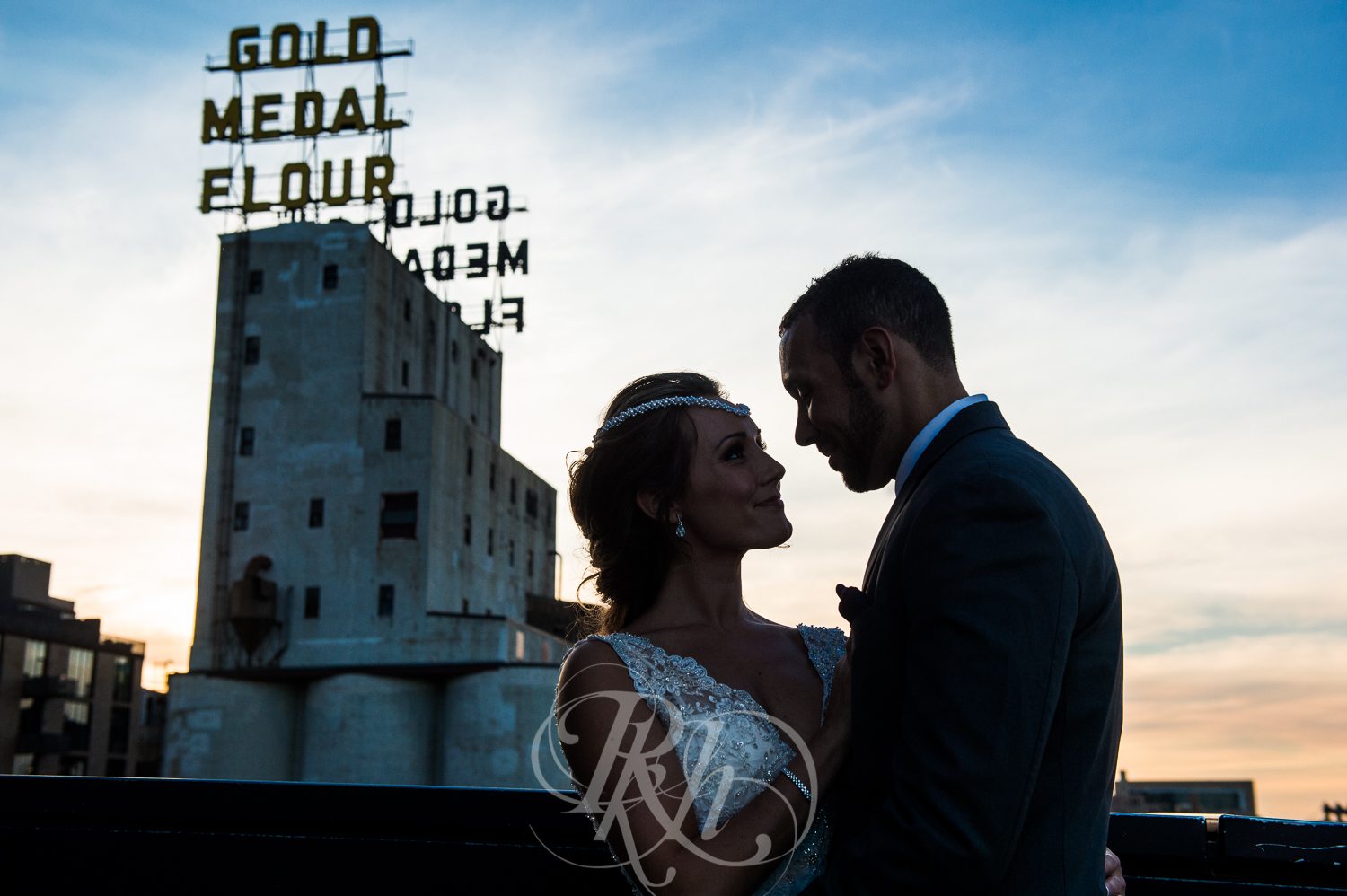 Brittany & Justin - Minnesota Wedding Photographer - Mill City Museum - RKH Images -29.jpg