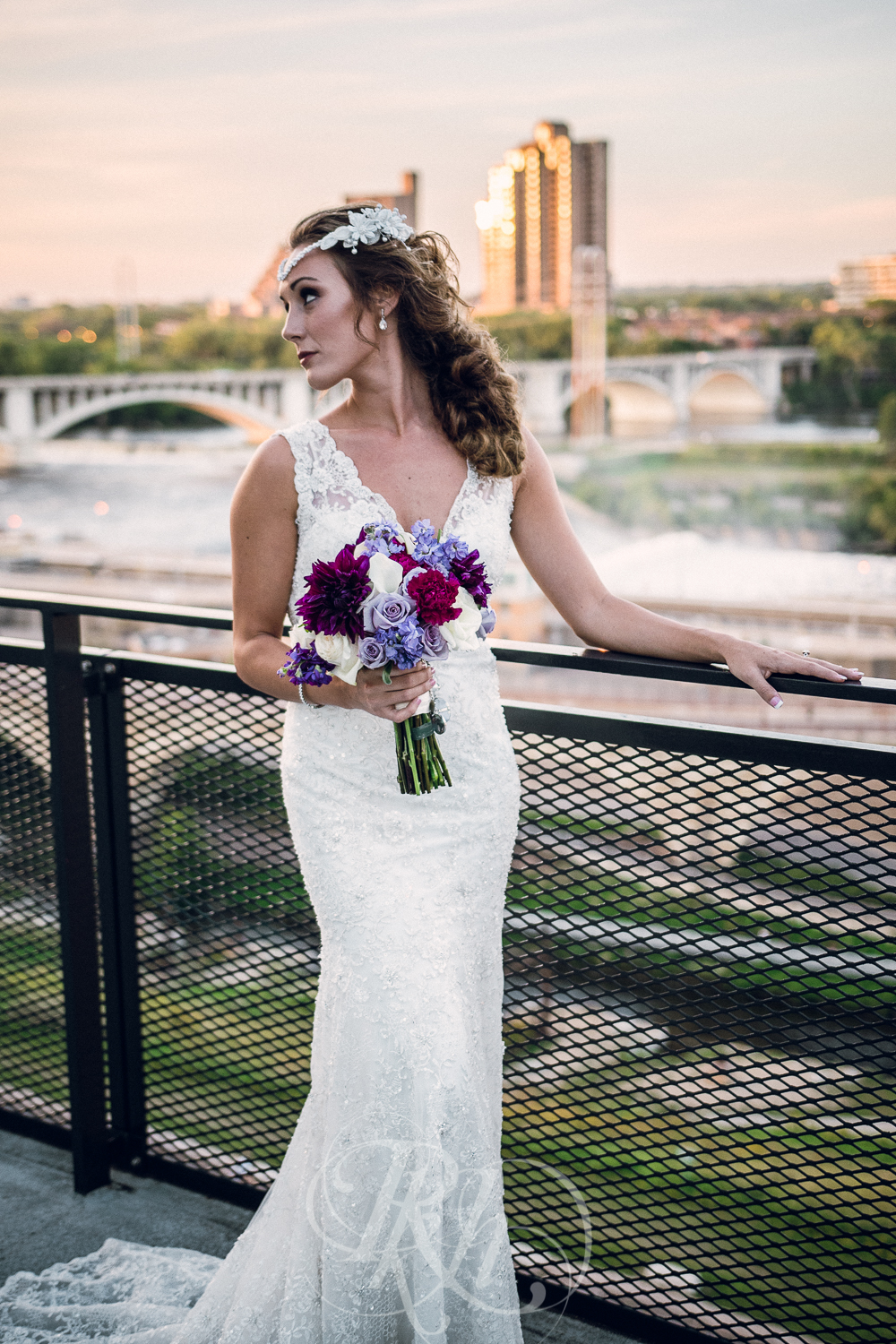 Brittany & Justin - Minnesota Wedding Photographer - Mill City Museum - RKH Images -31.jpg