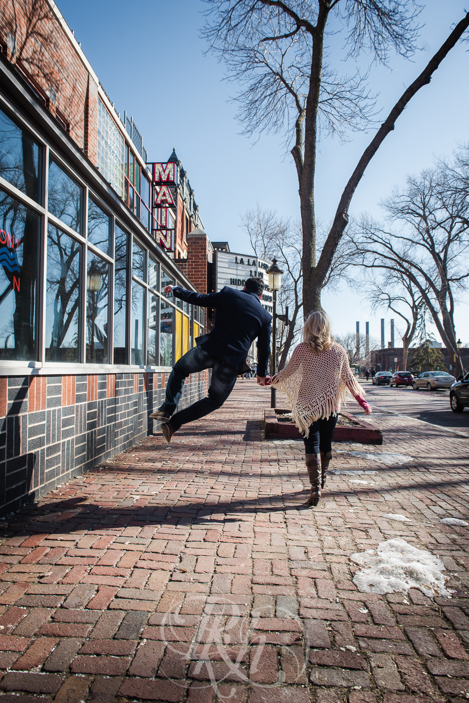 Justine & Patrick - Minnesota Winter Engagement Photography - RKH Images -7.jpg