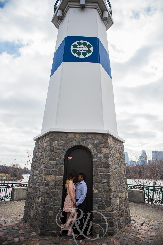Megan & Gavin - Minnesota Engagement Photography - Boom Island Park - RKH Images -1.jpg