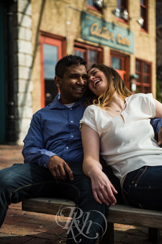 Megan & Gavin - Minnesota Engagement Photography - Boom Island Park - RKH Images -11.jpg