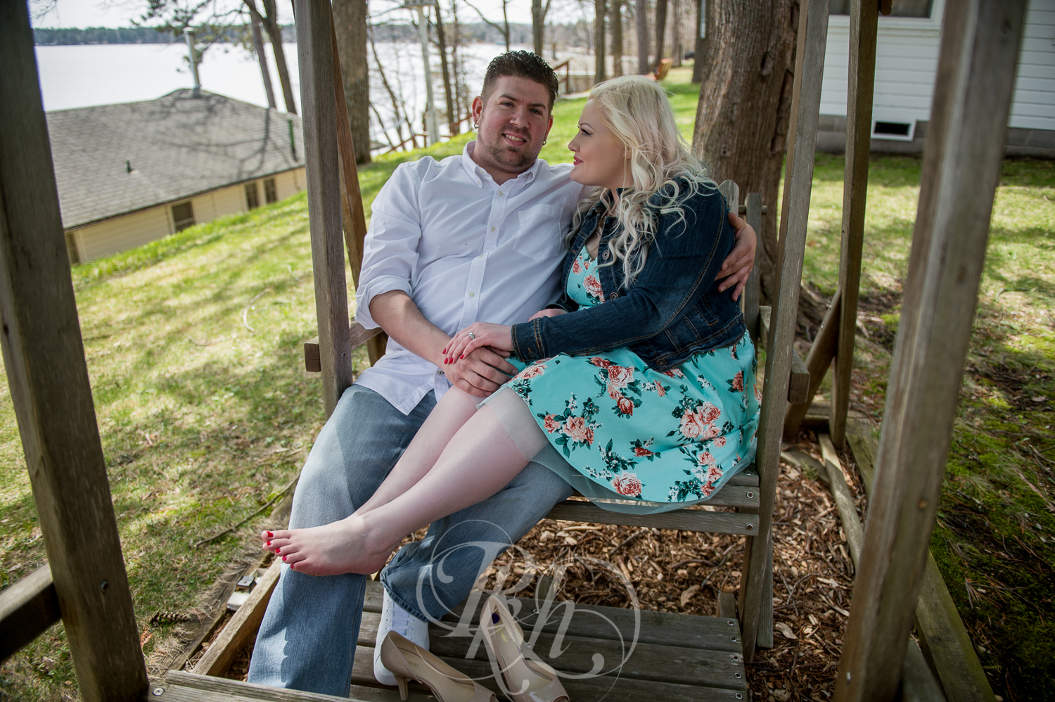 Erica & Shawn - Minnesota Engagement Photography - RKH Images -5.jpg