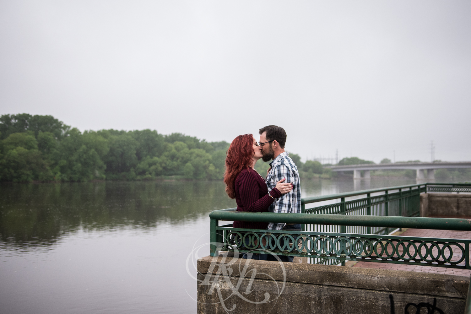 April & Brice - Minnesota Engagment Photography - Boom Island Park - RKH Images -9.jpg