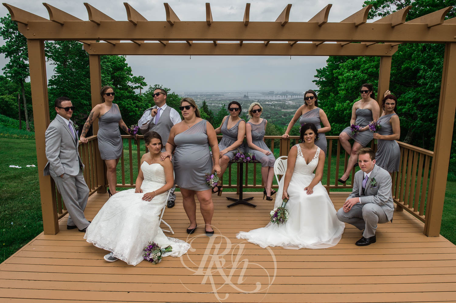 Britni & Paige - LGBT Minnesota Wedding Photography - Spirit Mountain - RKH Images  (19 of 32).jpg