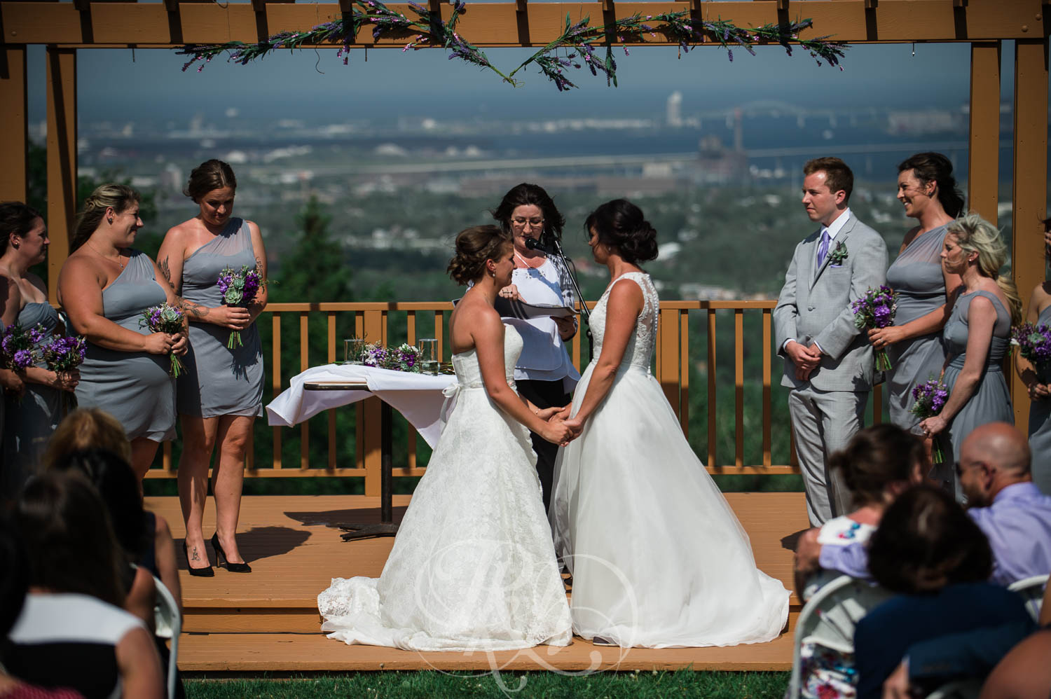 Britni & Paige - LGBT Minnesota Wedding Photography - Spirit Mountain - RKH Images  (22 of 32).jpg