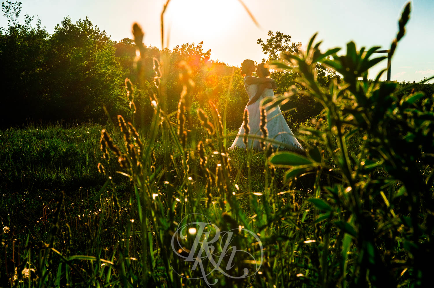 Britni & Paige - LGBT Minnesota Wedding Photography - Spirit Mountain - RKH Images  (29 of 32).jpg