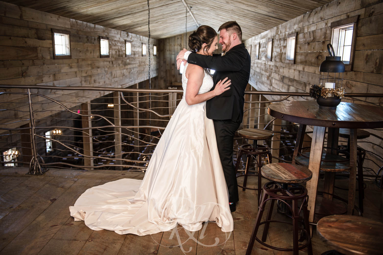 Bridget & Luke - Minnesota Wedding Photography - Creekside Farm Weddings and Events - Winter Wedding - RKH Images  (24 of 60).jpg