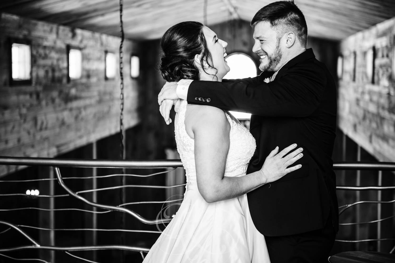 Bridget & Luke - Minnesota Wedding Photography - Creekside Farm Weddings and Events - Winter Wedding - RKH Images  (25 of 60).jpg