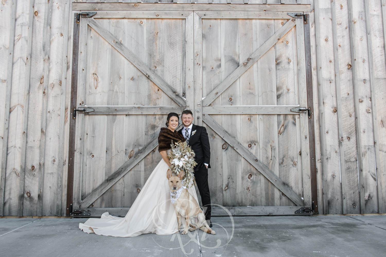 Bridget & Luke - Minnesota Wedding Photography - Creekside Farm Weddings and Events - Winter Wedding - RKH Images  (27 of 60).jpg