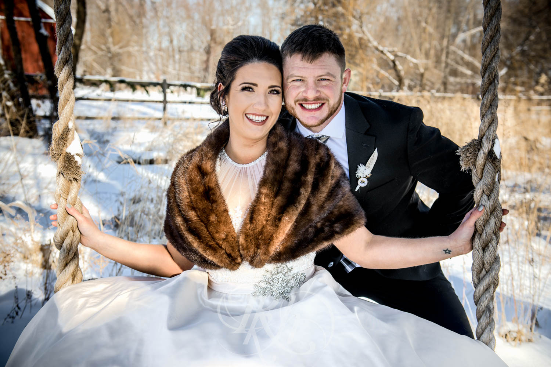 Bridget & Luke - Minnesota Wedding Photography - Creekside Farm Weddings and Events - Winter Wedding - RKH Images  (30 of 60).jpg