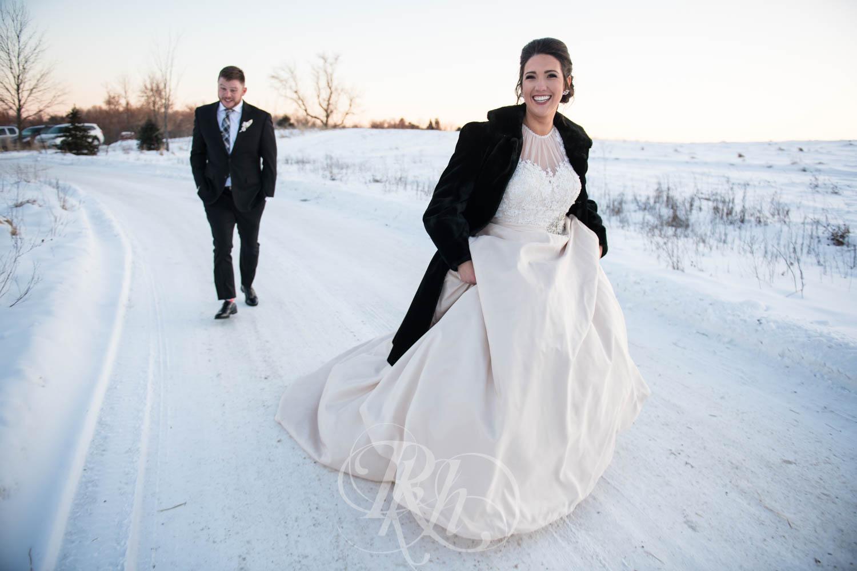Bridget & Luke - Minnesota Wedding Photography - Creekside Farm Weddings and Events - Winter Wedding - RKH Images  (31 of 60).jpg