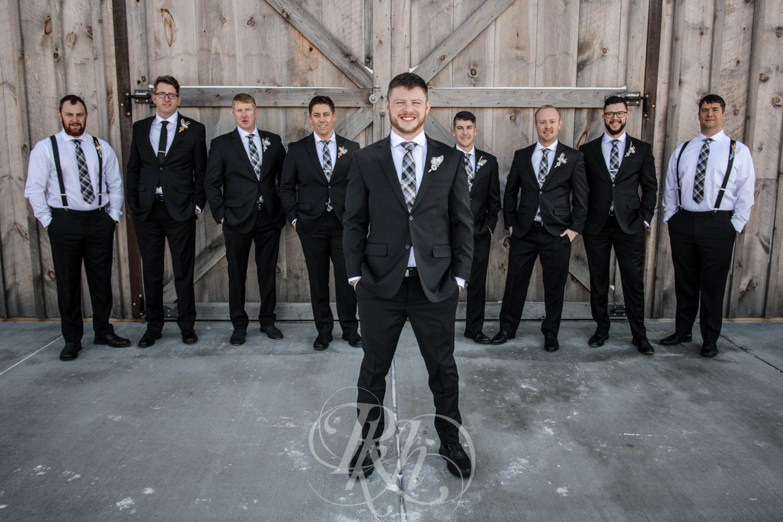 Bridget & Luke - Minnesota Wedding Photography - Creekside Farm Weddings and Events - Winter Wedding - RKH Images  (37 of 60).jpg