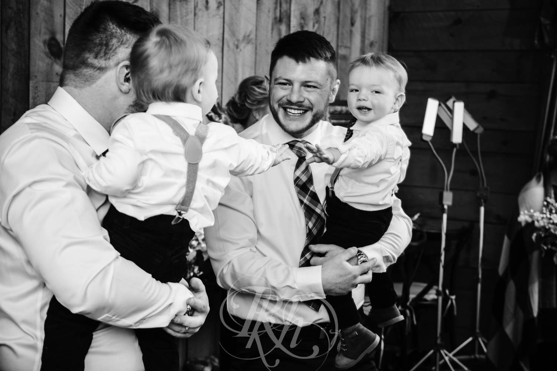Bridget & Luke - Minnesota Wedding Photography - Creekside Farm Weddings and Events - Winter Wedding - RKH Images  (42 of 60).jpg