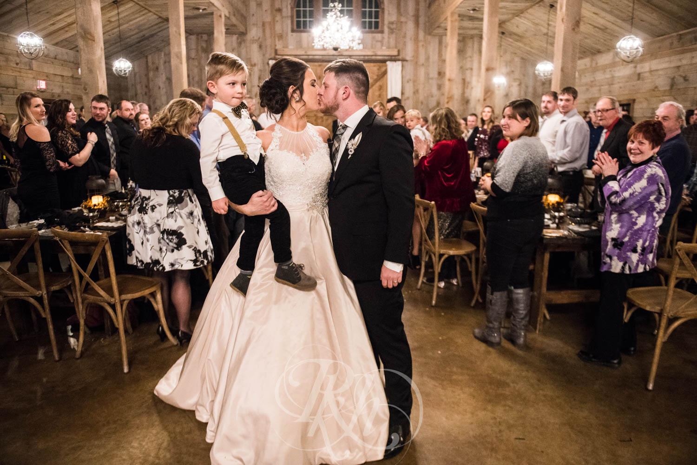 Bridget & Luke - Minnesota Wedding Photography - Creekside Farm Weddings and Events - Winter Wedding - RKH Images  (50 of 60).jpg