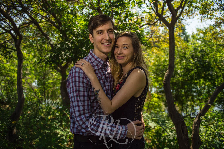 Tiffany & Troy - Minnesota Engagement Photography - St. Anthony Main - RKH Images  (1 of 12).jpg