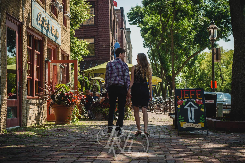 Tiffany & Troy - Minnesota Engagement Photography - St. Anthony Main - RKH Images  (9 of 12).jpg