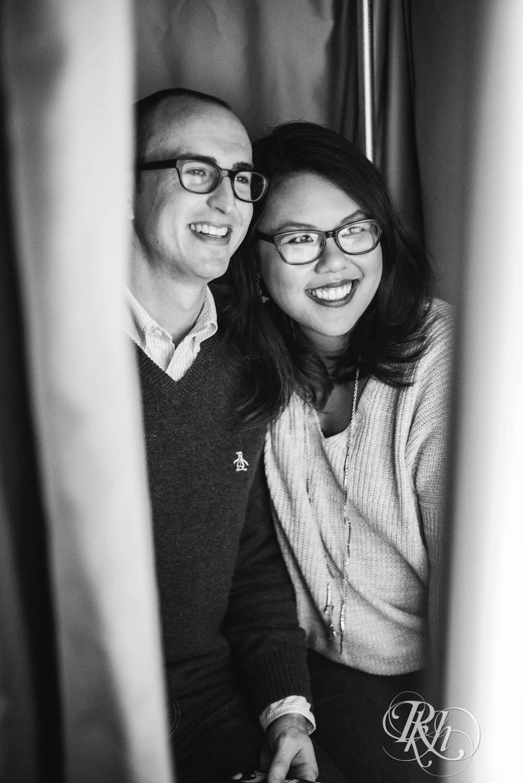 Irene & Andrew - Minnesota Engagement Photography - Young Joni - RKH Images  (13 of 14).jpg