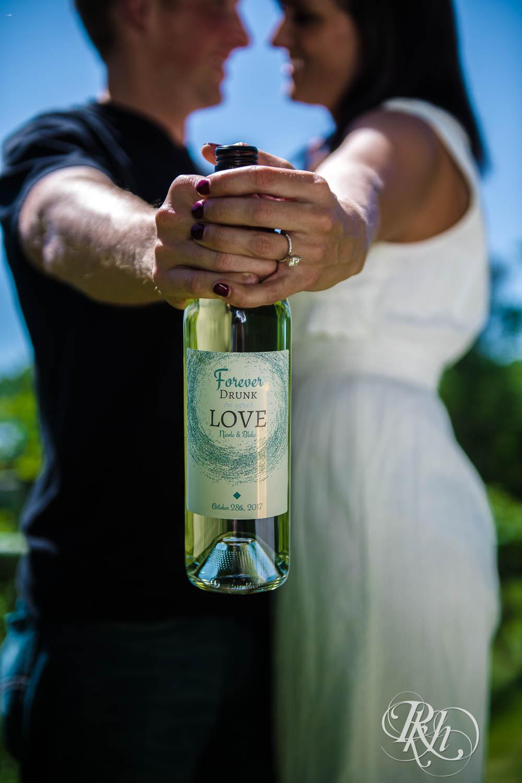Nicole & Blake - Minnesota Engagement Photography - Winehaven Winery - RKH Images  (5 of 12).jpg
