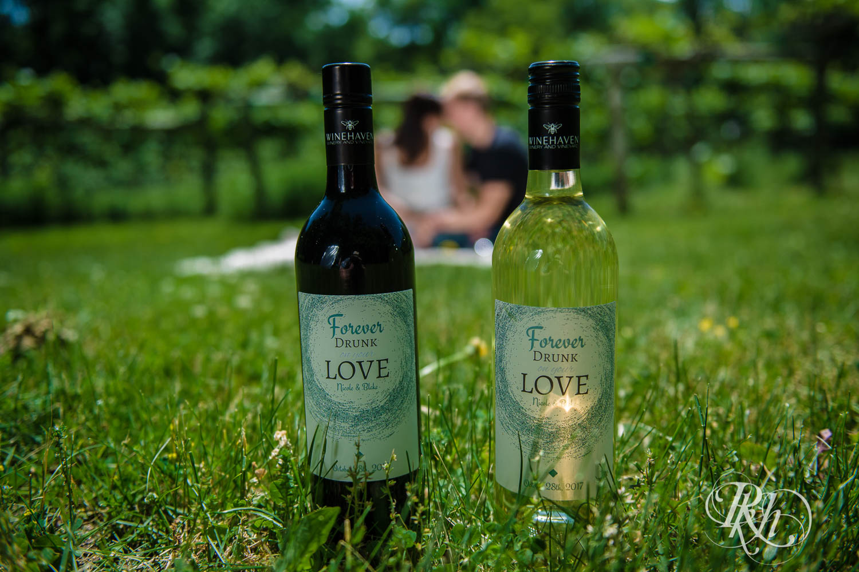 Nicole & Blake - Minnesota Engagement Photography - Winehaven Winery - RKH Images  (4 of 12).jpg