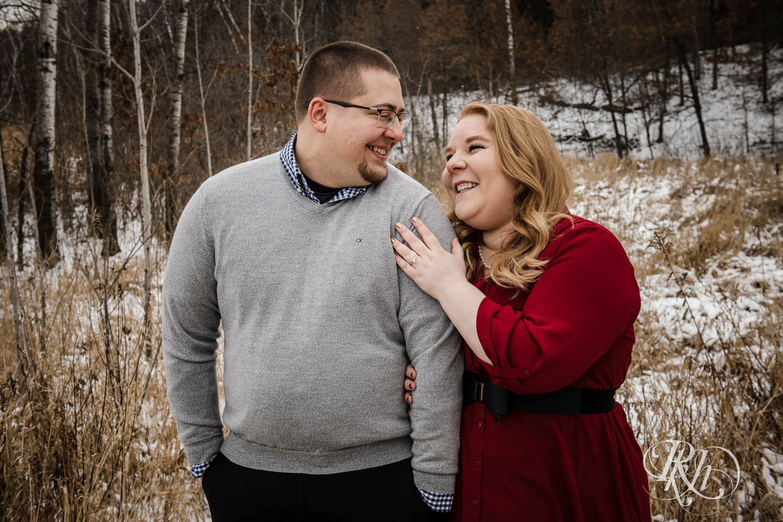 Cameron & Jesse - Minnesota Engagement Photography - Lebanon Hills Regional Park - RKH Images (1 of 7).jpg
